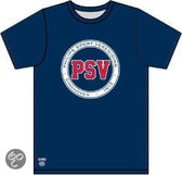 Psv T-shirt college letters maat m