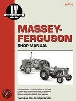 Massey Furgeson Shop Manual Models Mf303 Mfh303 Mf404+