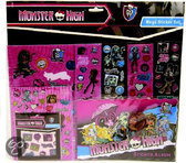 Monster High Mega Sticker Set