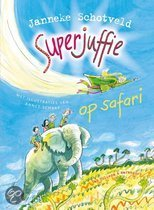 Superjuffie op safari