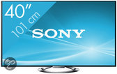 Sony KDL-40W905 - 3D Led-tv - 40 inch - Full HD - Smart tv