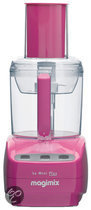 Magimix Keukenmachine Le Mini Plus - Roze