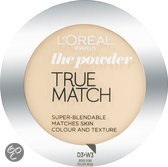 L'Oréal Paris True Match Foundation Poeder - W3 Gold Beige
