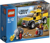 LEGO City Mijnbouw 4x4 - 4200