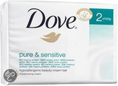 Dove Beauty Cream Bar Sensitive - 2 stuks - Zeep