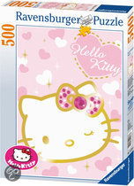 Ravensburger Puzzel - Sprankelende Hello Kitty