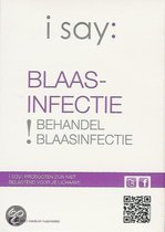 I Say Blaasinfectie