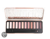 W7 Natural Nudes Eye Colour Palette - In The Nude - Oogschaduwpalet