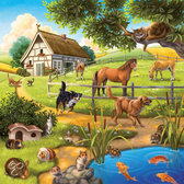 Ravensburger 3 in 1 Puzzel - Dieren