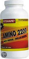 Fitshape Amino Gold II 2200 mg - 325 Tabletten