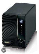 Zyxel NSA320S HomeNAS 2-bay Mediaserver - NAS