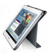 Samsung Galaxy Tab 2 10.1 Book Cover Dark Grey
