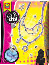 Ses Pink City Ketting