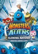 Monsters Versus Aliens - Cloning Around