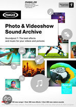 Magix Photo & Videoshow Sound Archive
