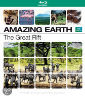 BBC Earth - Amazing Earth: The Great Rift (Blu-ray)