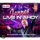 Jannes Live in Ahoy (CD+DVD)