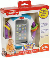 Fisher-Price Laugh en Learn iPhone Houder & Bijtring