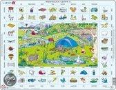 Larsen puzzel- Woordjes leren 3- EN4HO