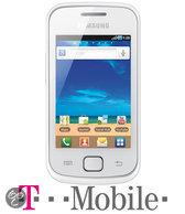 Samsung Galaxy Gio (S5660) - Wit - Hi prepaid telefoon