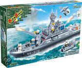 BanBao Leger Marineschip - 8413