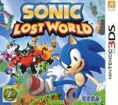 Foto van Sonic: Lost World
