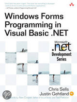 Windows Forms Programming In Visual Basic.Net