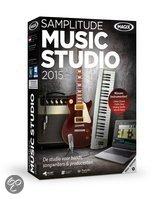 Magix Samplitude Music Studio 2015 - Nederlands/ 1 Gebruiker/ Box
