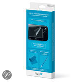 Nintendo Beveiliging + Schoonmaak Set Gamepad Wii U