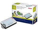 Sitecom, Broadband ADSL router modem USB & LAN, DC-214