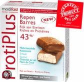Modifast ProtiPlus Melkchocolade/Kokosnoot - 6 stuks - Maaltijdreep