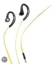 Jabra Sport Corded (Apple Editie) - In-ear oordopjes - Zwart/Geel