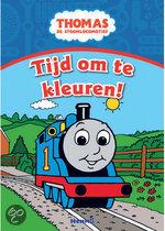Tijd om te Kleuren - Thomas de Trein