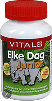 Vitals Elke Dag Junior - 90 Tabletten - Multivitamine