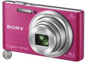 Sony Cybershot DSC-W730 - Roze