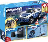 Playmobil RC-politiewagen met cameraset - 5528