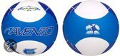 Voetbal Strand • Soft Touch •, Aqua/Wit/Blauw, 5