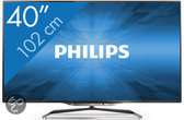 Philips 40PFL8008 -  3D LED TV - 40 inch - Full HD - Internet TV