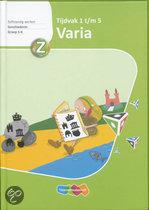 Varia Geschiedenis / Deel Tijdvak 1 Tot En Met 5