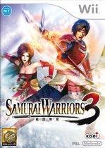 Foto van Samurai Warriors 3