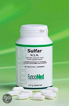 Metagenics Sulfar Tabletten 90 st
