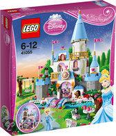 LEGO Disney Princess Assepoesters Romantische Kasteel - 41055