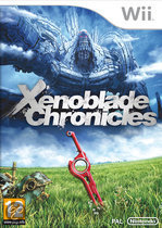 Foto van Xenoblade Chronicles