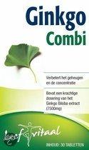 Vemedia Ginkgo Combi - 60 tab