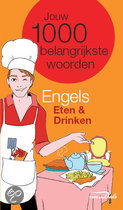 Van Dale Taalgids Eten En Drinken / Deel Engels