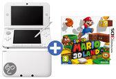 Nintendo 3DS XL Wit + Super Mario: 3D Land (Voorgeinstalleerd)