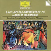 Ravel: Bolero, Daphnis et Chloe, etc / Abbado, London SO