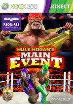 Hulk Hogan's Main Event Xbox Kinect