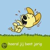 Woezel & Pip - Hoera! Jij Bent Jarig - Wenskaart