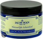 Jacob Hooy Gezichtsmaskers Avocado